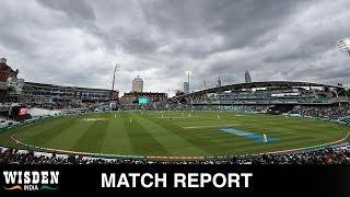 Rain hits Australia hopes