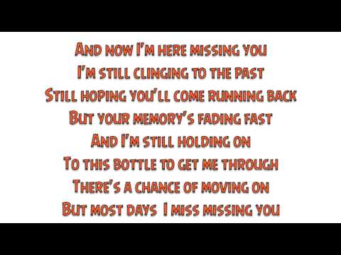 Casey Donahew Band - Missing You (Lyrics)