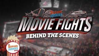 Behind The Scenes of Movie Fights! by Screen Junkies