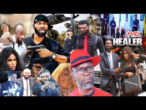 THE HEALER SEASON 1&2-(NEW HIT) SYLVESTER MADU 2020 INFLUENTIAL|TRENDING|ACTION|CURRENT MOVIES