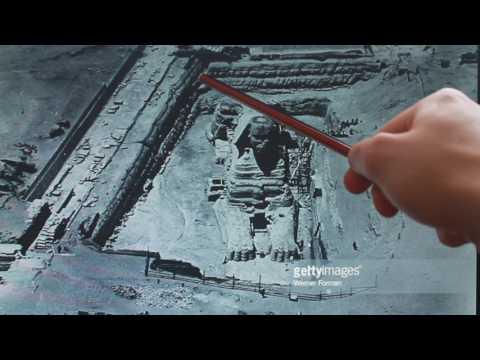 Sphinx: 800.000-7000 jaar oud. Geologisch BEWIJS