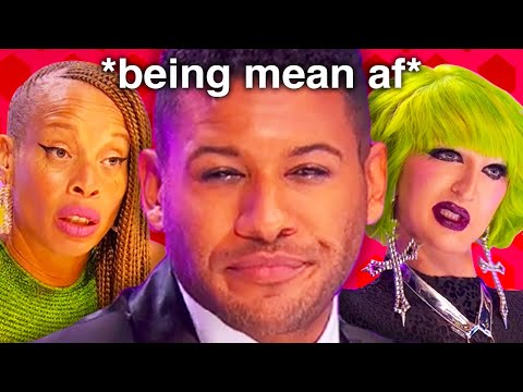 canada's drag race's judges being rude and annoying