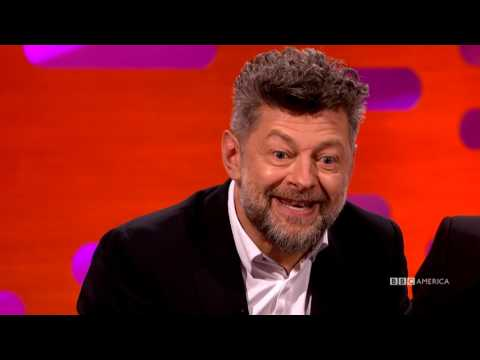 """Andy Serkis channels """"Gollum"""" to introduce Alison Moyet"""