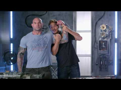 The Best Prop in Guardians of the Galaxy Vol.2!