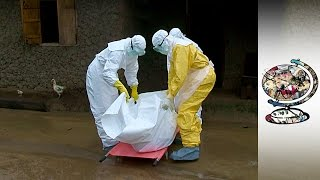 Fighting To Contain Sierra Leone's Ebola Epidemic