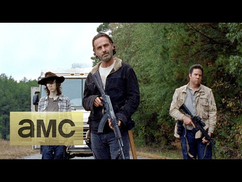 The Walking Dead 6.16 Preview