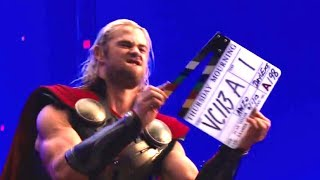 Thor: The Dark World Official Gag Reel (HD) Chris Hemsworth full download video download mp3 download music download