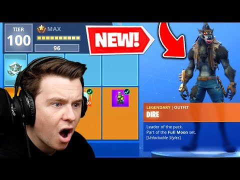 *NEW* Season 6  - LVL 100 SKIN UNLOCKED In Fortnite Battle Royale! - Thời lượng: 15 phút.