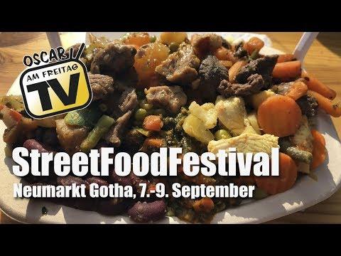 Streetfoodfestival in Eisenach - demnächst in Gotha