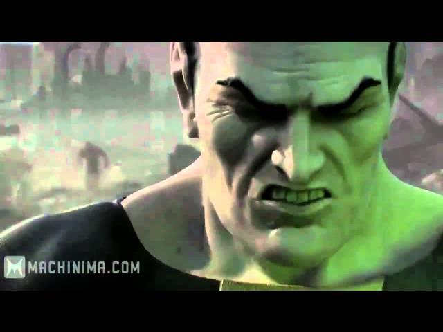 [Trailer] Justice League (DC Universe) 2014, AE Xem Chưa?? :D