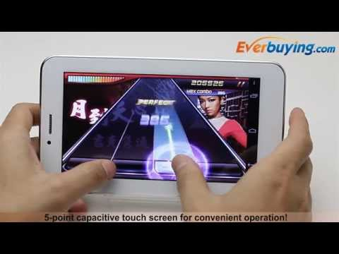6.5 inch Android 4.2 AMPE A65 Tablet PC from Everbuying
