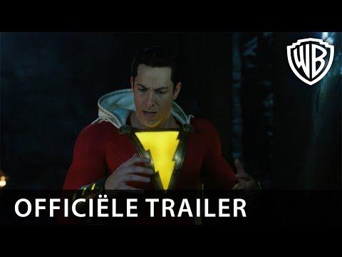 SHAZAM! | Officiële trailer NL | 4 april in de bioscoop