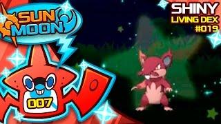 EPIC SHINY ALOLA RATTATA! Quest For Shiny Living Dex #019 | Pokemon Sun and Moon Shiny #7 by aDrive