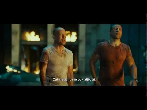 A Good Day to Die Hard trailer 2 - Nederlands ondertiteld
