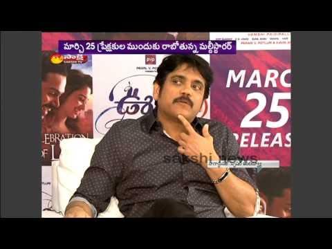 Heo Nagarjuna Speaks about Wheel Chair in Oopiri Movie : Watch Exclusive
