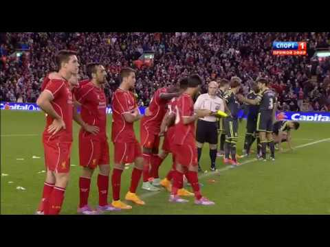 Liverpool - Middlesbrouhg. LC-2014/15. The Legendary Penalty Shootout