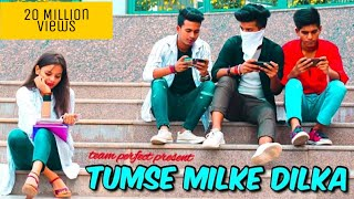 Video Tumse Milke Dilka Jo Haal | Main Hoon Na | romantic love story | Ch Chandan roy , ishu karan Nawani download in MP3, 3GP, MP4, WEBM, AVI, FLV January 2017