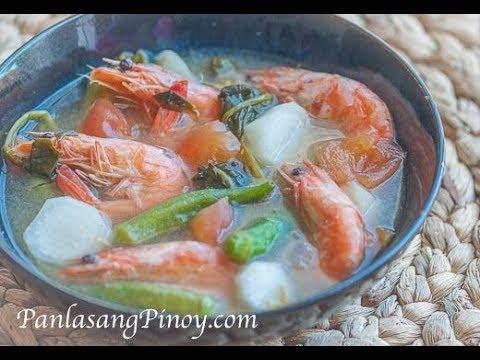 Asian seafood soup recipes