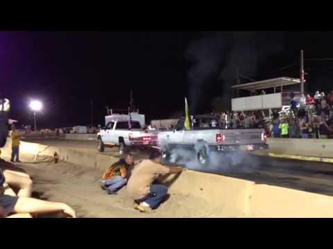 Two Cummins engines vs. a Powerstroke
