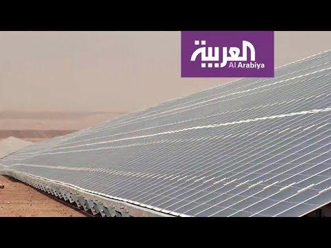 العرب اليوم - شاهد: مشروع توليد الطاقة الشمسية في أكبر مخيمات اللاجئين السوريين