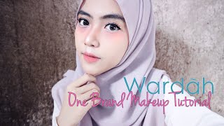 Video Wardah One Brand Makeup Tutorial + First Impression | Shafira Eden MP3, 3GP, MP4, WEBM, AVI, FLV Oktober 2018