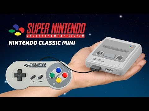 10 games that must be on the SNES Mini!