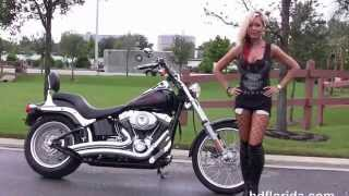 4. Used 2007 Harley Davidson Softail Motorcycle for sale
