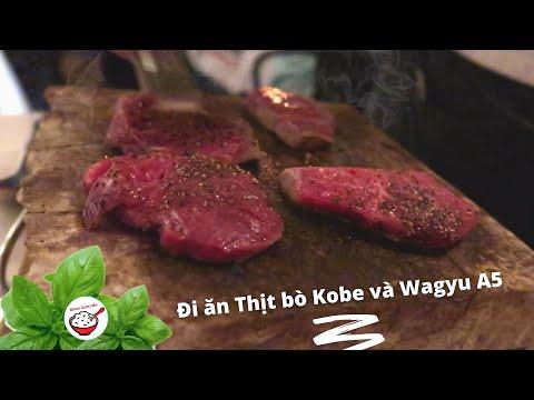 Đi Ăn 2 Loại Thịt Bò Ngon Và Đắt Nhất Thế Giới | Kobe & Wagyu A5 - Thời lượng: 21 phút.