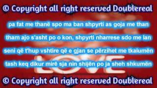 Poezi Apo ''tekst'' Per Dashuri(e Titulluar Dikur) E Shkruar Nga Doublereal