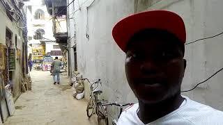 Lokalny przewodnik na Zanzibarze mówi po polsku o swoim mieście