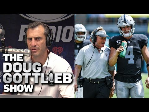 Doug Gottlieb - YOU Were WRONG About Jon Gruden & The Raiders