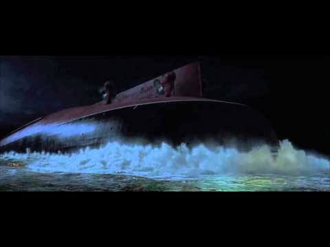 Poseidon - Engine Room Explode