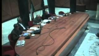 Assemblea ex Parlamentari - Secondo intervento dell\'On. Coccia