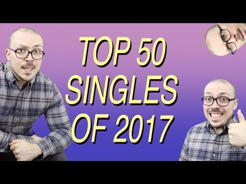 Download Top 50 Singles of 2017 HD Mp4 3GP Video and MP3