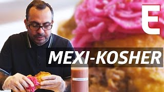 Chef Katsugi Tanabe Makes Kosher Duck Fat Carnitas French Dip Sandwiches — The Meat Show by Eater
