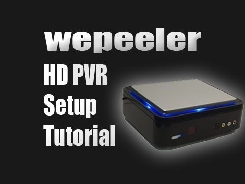 PVR - Click here to buy! http://www.amazon.com/gp/product/B0018LX0DY?ie=UTF8&tag=wepeeler-20&linkCode=xm2&camp=1789&creativeASIN=B0018LX0DY Here is a video showing...