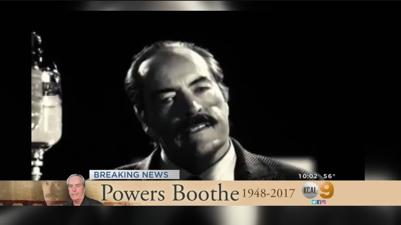 Acclaimed Actor Powers Boothe Dead At 68