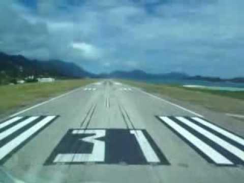 Antonov-124-100 Ruslan, landing...