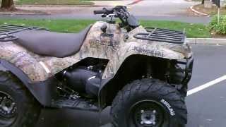 10. Contra Costa Powersports-2011 Kawasaki Prairie 360 4x4 Realtree APG Camo colored Utility ATV
