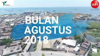 Video Adhi Karya-Makassar New Port Agustus 2018 MP3, 3GP, MP4, WEBM, AVI, FLV April 2019