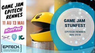 Game Jam Stunfest à Epitech Rennes