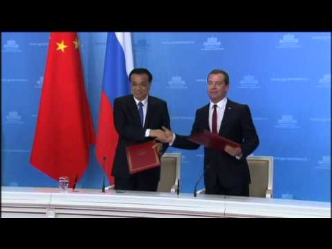 Russia and China Seal Deal: Kremlin looks east to counter international isolation over Ukraine