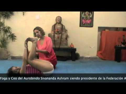 Profesorado de yoga Integral ® yogacharini eugenia salas