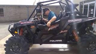 7. 2018 Polaris RZR 1000 Highlifter Edition