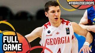Watch Malta v Georgia at the FIBA U20 European Championship 2017 - DIV B. ▻▻ Subscribe: http://fiba.com/subYT Click here...