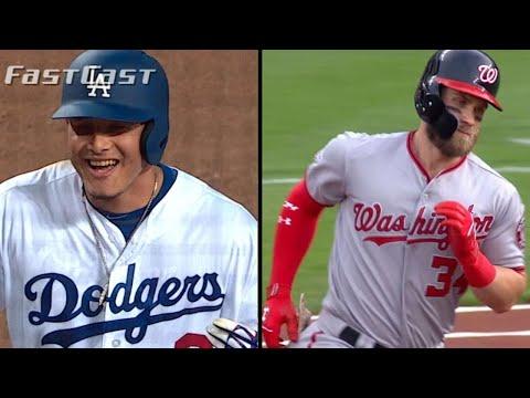 Video: MLB.com FastCast: Latest on Machado, Harper - 2/14/19