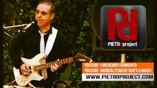 Pietr8 -Rotolando Respirando- Pooh Live Sorrento Electric Guitar Cover