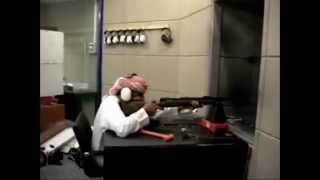 Funny Arabs Shooting Guns