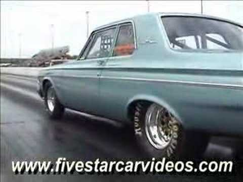 1964 Plymouth Max Wedge!