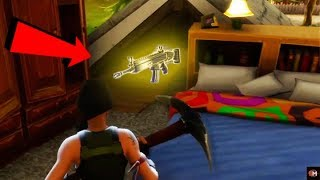 ONLY 1% of all FORTNITE Players KNOW THIS SECRET LOCATION! | Fortnite Battle Royale